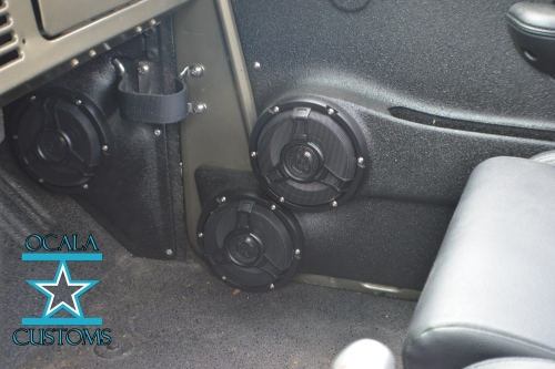 1968 Ford Bronco Audio System Ocala Customs