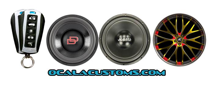 Car audio Ocala Customs
