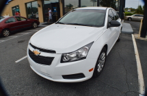 Chevy Cruze DD Audio Bass Package