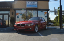 BMW 325i Window Tint