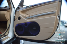 GL 450 Custom Door Panels