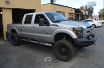 2011 F-250 Full System Install & Train Horns