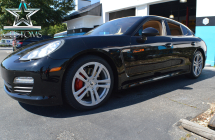 2012 Porsche Panamera Back up Camera / Forgiatos