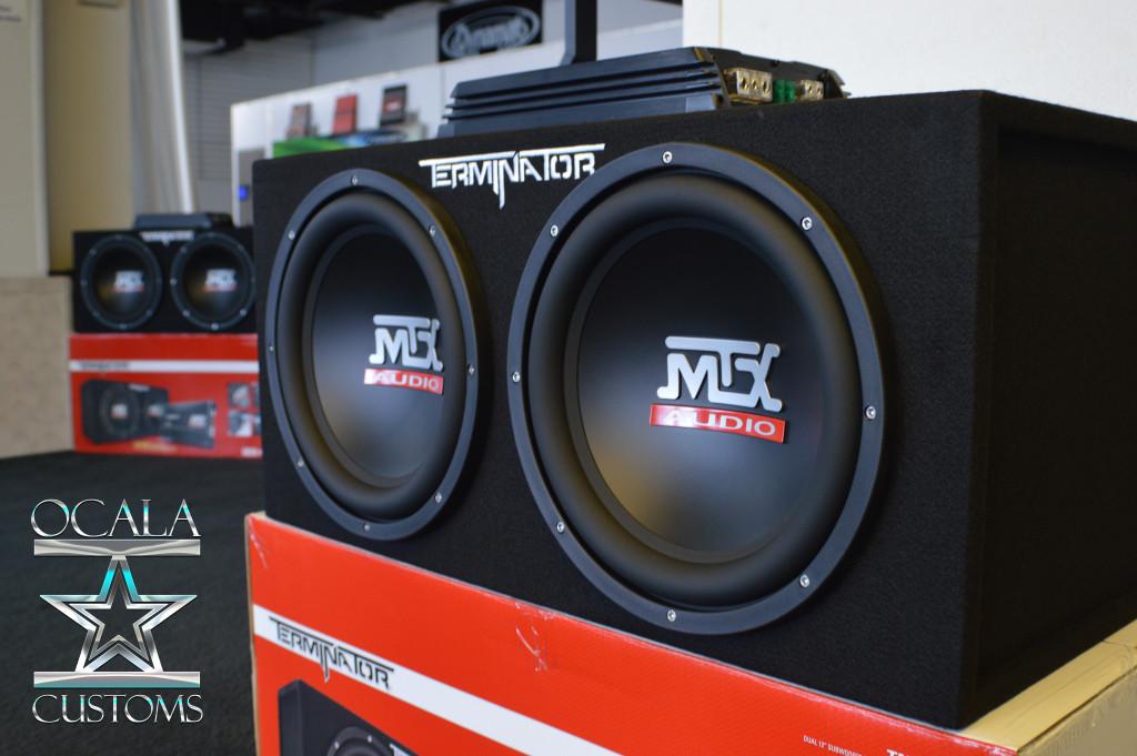 mtx audio bass package