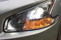 2014 Nissan Maxima Bass, Radar, and Lighting