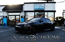 2015 Dodge Charger SRT Hellcat Enclosure