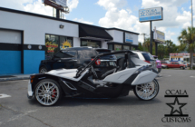 Rockford Fosgate Slingshot Ocala Customs Edition
